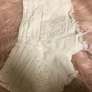 Designed Booty Shorts